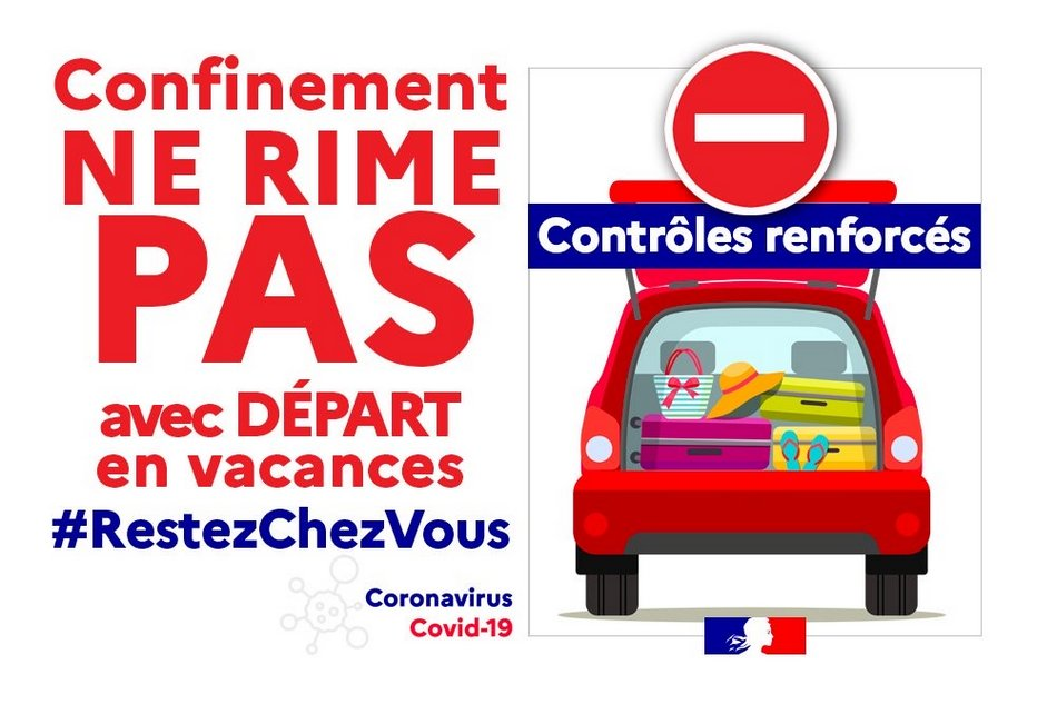 ConfinenementPasDeDepartVacances