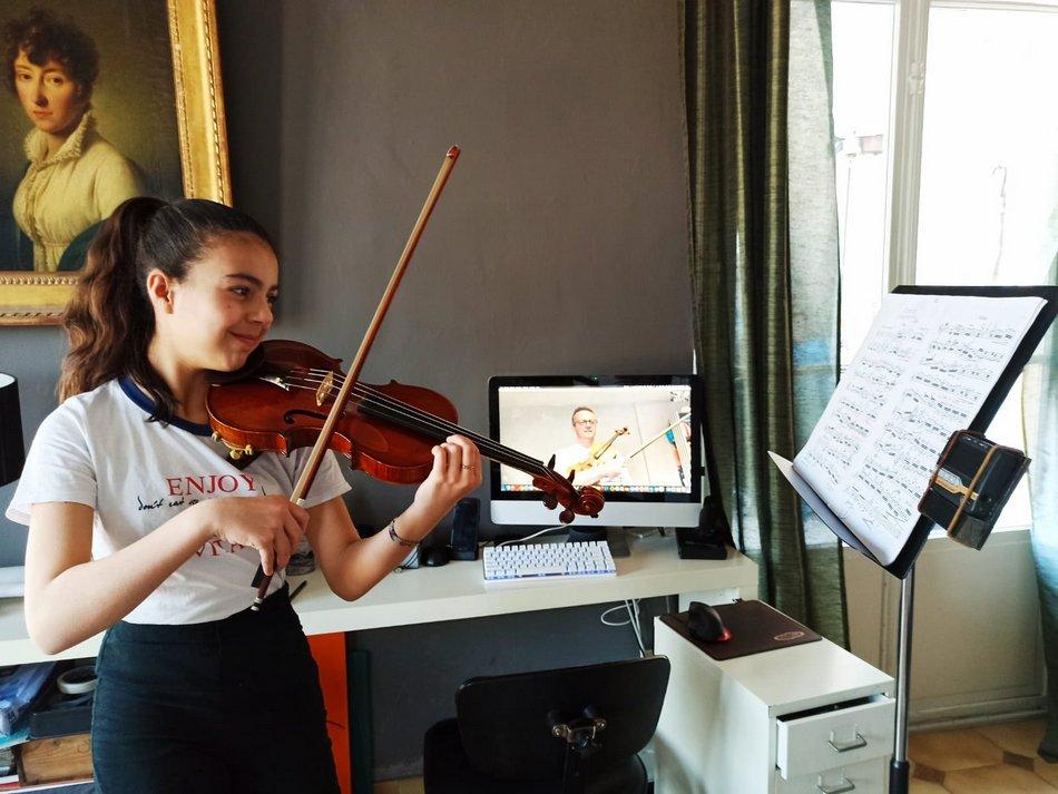 Le Conservatoire de Nice développe un dispositif innovant d'enseignement 3