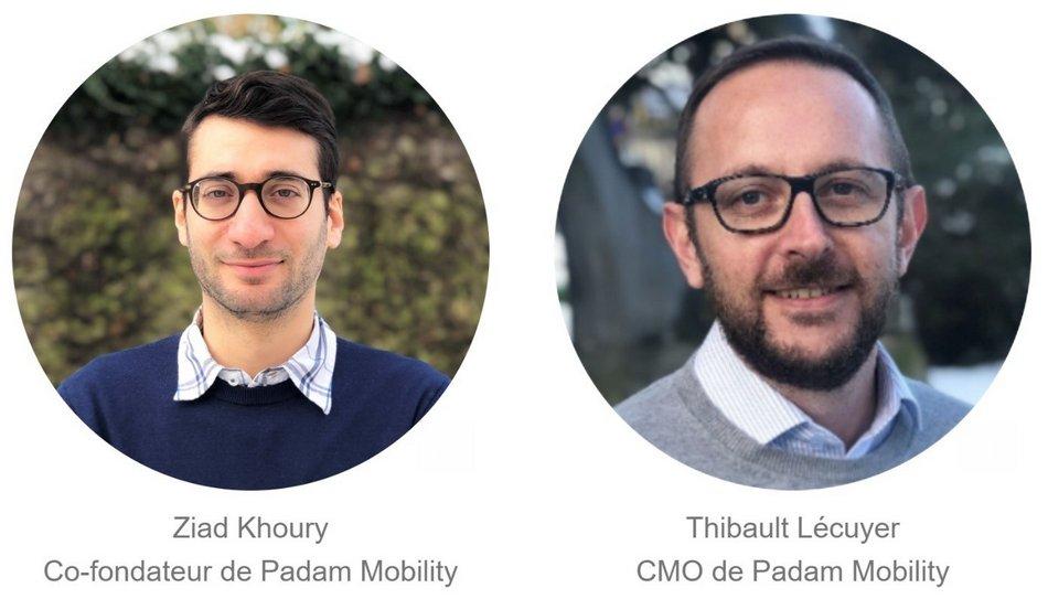 Web-conférence sur le TAD Padam Mobility, mardi 7 avril 2020 1