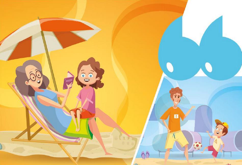 Babychou Services présente 3 solutions de garde pour profiter de l'été