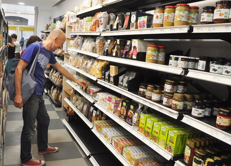 la Coop sur Mer futur supermarché coopératif à Toulon