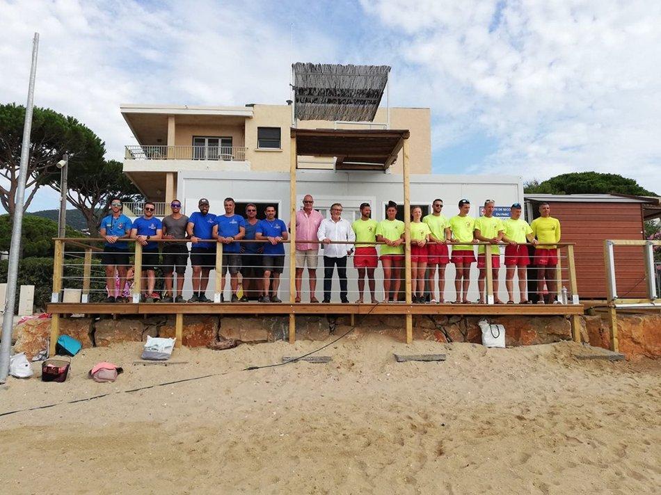 sécurité et entretien des plages