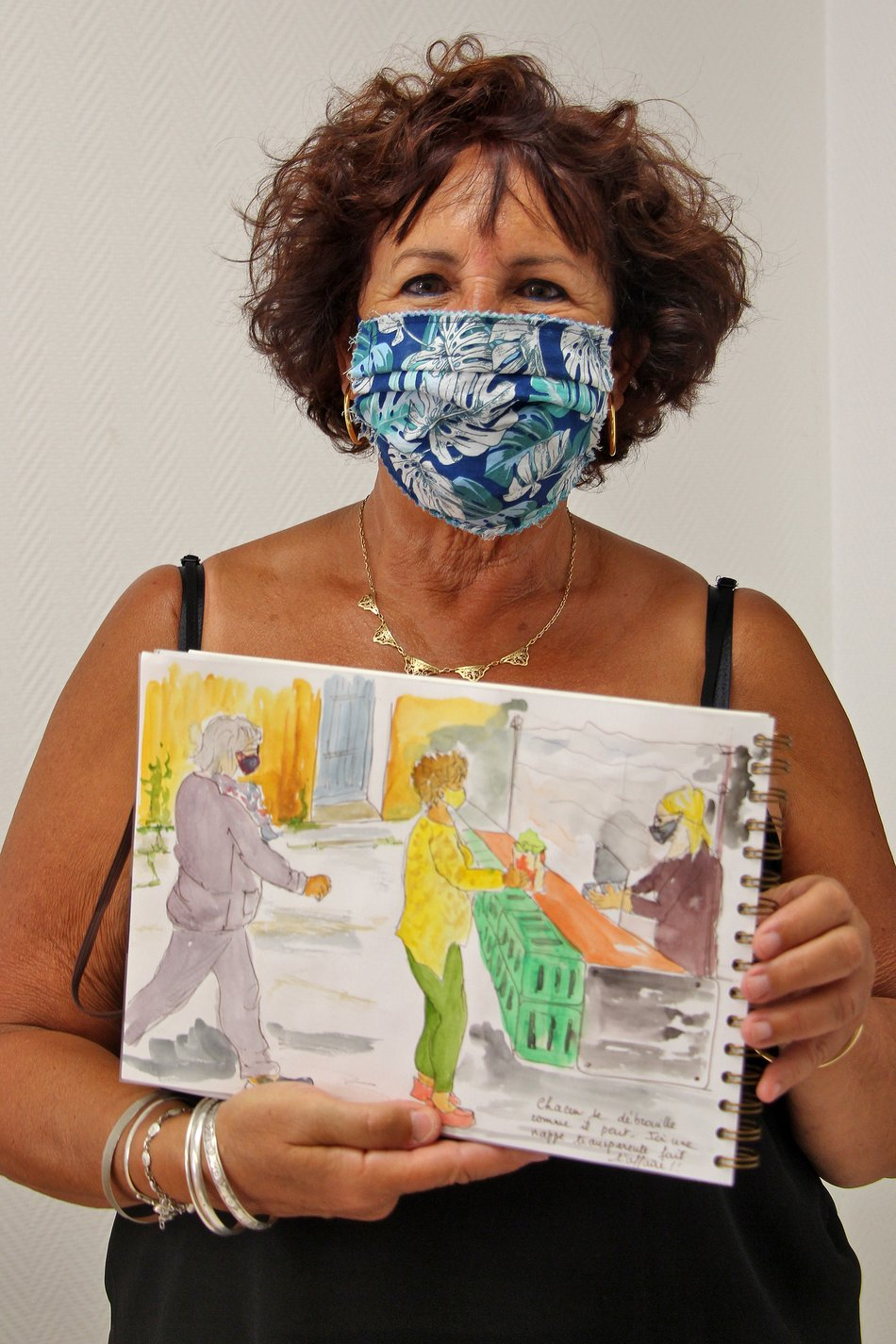 Mme Gastin portrait 2