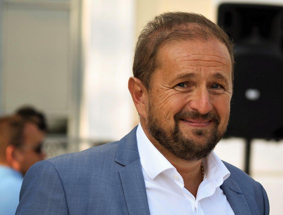 Alain Gargani, Président de la CPME Sud