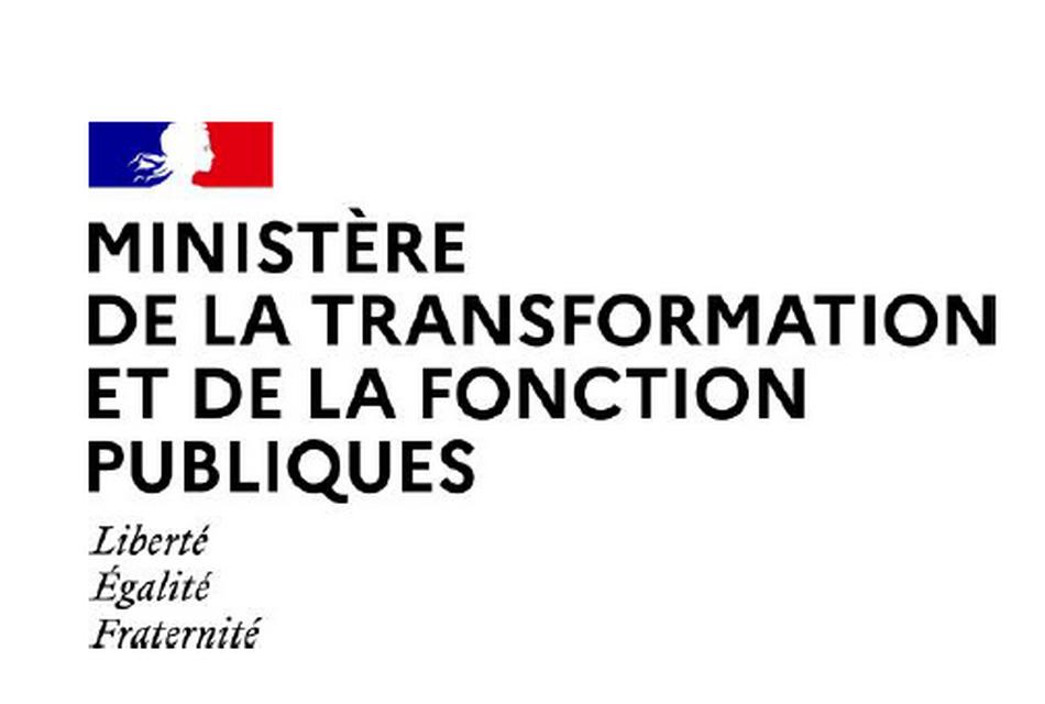 ministère de la transformation publique