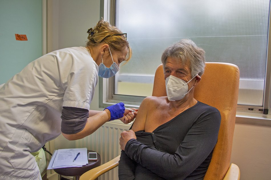 centre de vaccination 1