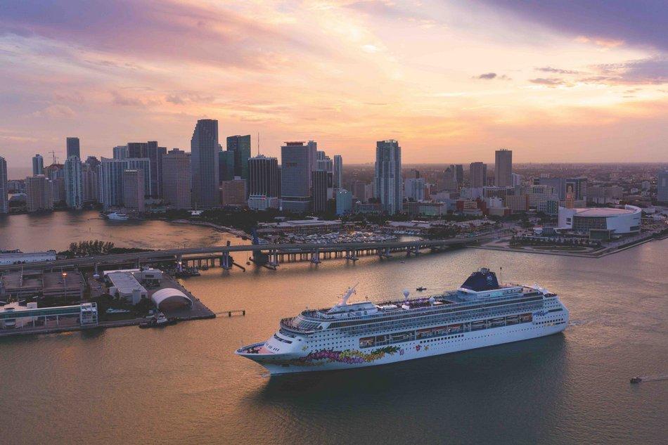 ncl Sky Aerial Miami