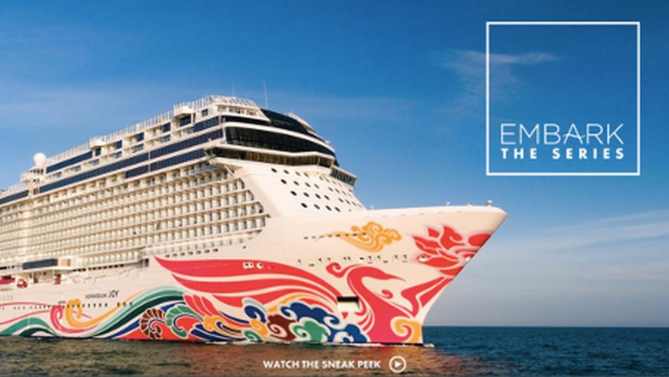 Norwegian Cruise Line lance un docusérie consacré à son retour à la croisière