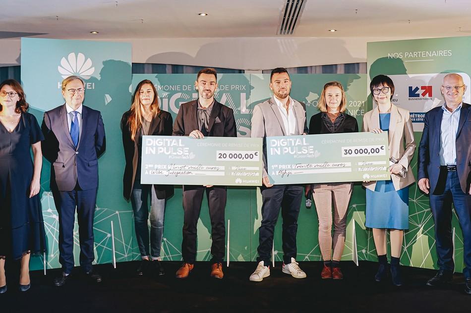 Oghji (Nice) et Wise Integration (Aix-en-Provence) remportent l'étape niçoise de Digital InPulse de Huawei, le programme d'accompagnement des jeunes start-ups françaises. Le concours Digital InPulse […]